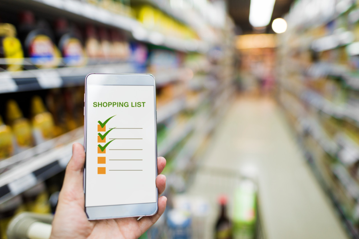 Supermarket Chains – New state platform for transparent price comparison and control